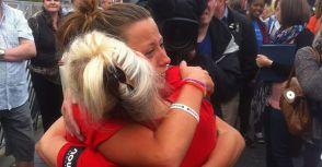 53天,53個42Km的世界紀錄挑戰 She did it!