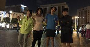 慢跑日記55 參見台北慢跑聖地---中正紀念堂