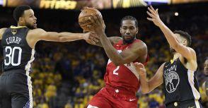 2018-19賽季NBA總冠軍賽系列賽第四戰:參見王者,Kawhi Leonard