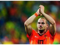 荷蘭黃金世代中場斯內德宣布退役-再會了雙槍俠