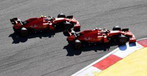 【F1】俄國站:早就說好互換位置?Ferrari車隊三位當事人還原事發原貌