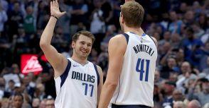 「我沒有撞牆期啦,Dirk!」20歲新人王的再成長,Luka Doncic拿下10-11月份西區最佳球員