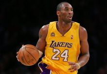 #24 Kobe Bryant 2007/08 Los Angeles Lakers Game Issued Jersey