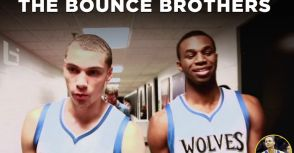 The Bounce Brother。衝擊2015灌籃大賽!?