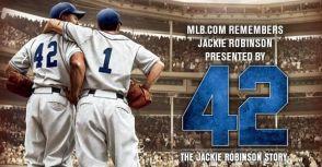 【改變世界的男人 傳奇42號Jackie Robinson】