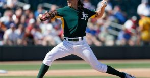 Oakland A's 2015 Opening Day Roster與開季雜談
