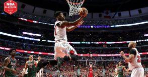 【公牛戰報】R1G2:Bulls'Jimmy BULLying and BUCKeting Bucks!