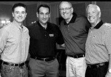 四位名人堂教練聚集的ACC聯盟