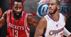 NBA 季後賽分析 2015/5/15 休士頓火箭(客) @ 洛杉磯快艇(主) 10:30