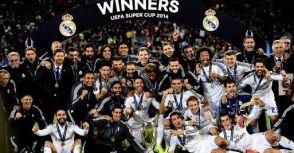 【歐超】2014年歐洲超級盃:皇家馬德里 vs 塞維利亞