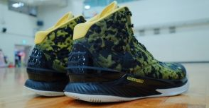 【Review】Under Armour - Curry One