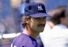 MLB總教練的球員生涯