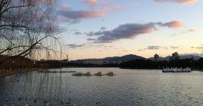旅跑記事:大濠公園,日本福岡縣