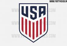 美國足球國家隊將推出新款LOGO?