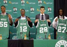 [文章翻譯]Celtics夏季預測:哪一名新秀球員將對球隊有著立即的影響力?