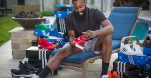 The Wait is Over:adidas x James Harden 雙方合約正式啟動