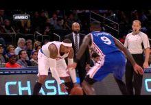 紐約人熱身賽三連勝,Carmelo Anthony精彩進攻展現無敵狀態