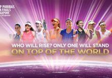 最新!!WTA年終賽籤表出爐