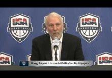 破冰之旅,一通電話讓Gregg Popovich接下夢幻隊教練