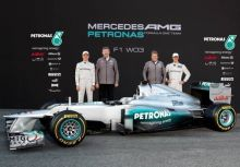 半個世紀的等待:Mercedes