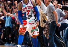 NBA官方決定將會在球衣上印上贊助商Logo