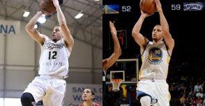夢幻對決即將成真?─Curry VS Curry!