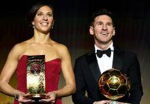 2015年國際足聯金球獎獲獎名單!