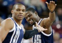 【2015 NBA 開季分析】奧克拉荷馬雷霆 - KD的受傷對球隊是危機,但卻可能也是轉機