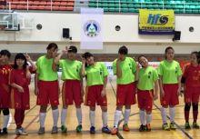 臺灣競技足球的未來:104全國中等學校5人制足球賽