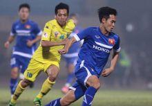 越南世界盃男足國家隊近期調整