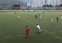 中華U17男足於香港賽馬會足球邀請賽奪冠