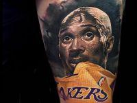 這些年,Kobe與球迷們的曼巴刺青