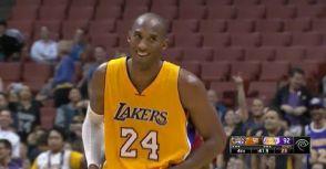 熟悉的 Kobe 回來了,關鍵時刻連砍八分!