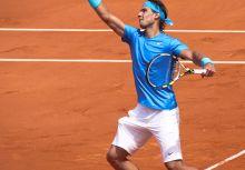 Nadal不為人知的特殊習慣