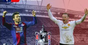 [賽前報導] - 英格蘭足總盃決賽:水晶宮vs曼聯