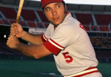 Little General-Johnny Bench