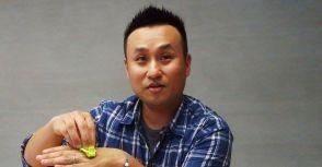 鄭博仁 成功的網球企業家(一)