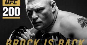 8項 Brock Lesnar 回歸UFC 必知的事情