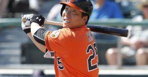 [MLB] 季初差點被下放: 金賢洙用球棒證明自己