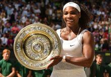 從不一樣的角度看網球界球后-Serena Williams