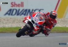 【MotoGP】Rd.17馬來西亞站:雨中19圈激戰,Dovizioso睽違七年再嚐勝利香檳滋味