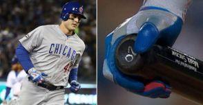 世界大賽解密:Anthony Rizzo球棒背後的秘密