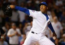 [MLB] 想當億元男:Aroldis Chapman下一張合約值多少?