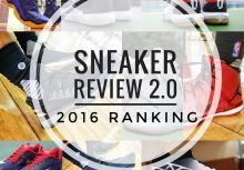 【Review】Sneaker Review 2.0 - 2016年回顧