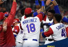 WBC 美洲內戰-委內瑞拉VS.多明尼加