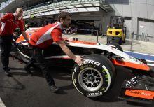 Marussia車隊停止營運