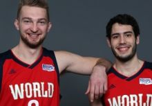 2016-17 OKC Review Vol.2 - Domantas Sabonis & Alex Abrines