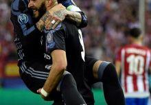 16/17歐冠四強賽第二回合,熟悉的馬德里德比回來了!