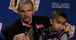 Jason Kidd的兒子T.J. Kidd,談關於在籃網隊的成長點滴、Riley Curry、Brian Scalabrine還有密爾瓦基公鹿隊以及布魯克林籃網隊的情況