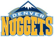 NBA球隊的球衣演進史: Denver Nuggets